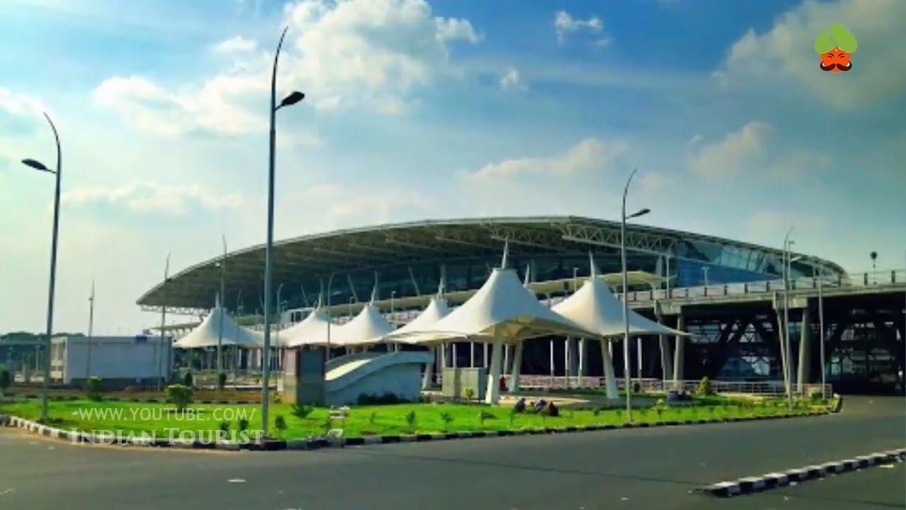 Chennai International Airport Chennai Tamilnadu India Youtube