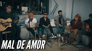 MAL DE AMOR (LIVE) - Servando, Ronald Borjas, Víctor Muñoz, Oscarcito y Yasmil Marrufo
