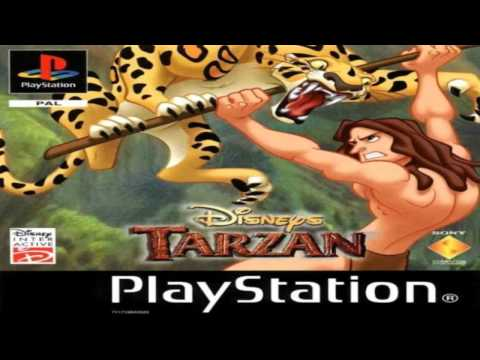 Tarzan (PS1) OST - Welcome To The Jungle [HQ] [MP3 Download]