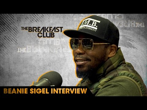 Beanie Sigel Interview With The Breakfast Club (10-11-26)