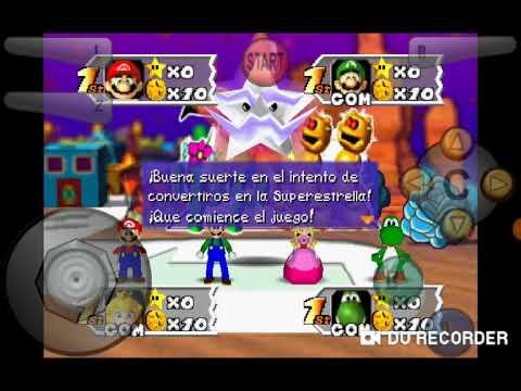 Mario party 3 cheats