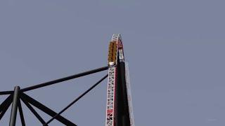 Midnight - 500 foot Intamin launch coaster (The ultra pack #079) NoLimits Coaster