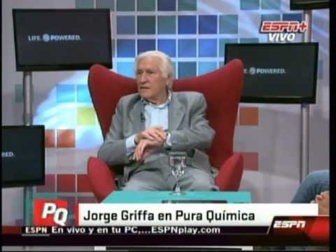 Jorge Griffa en Pura Quimica (10-04-2012)