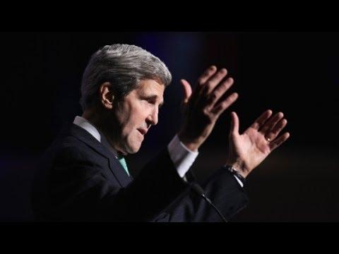 John Kerry drops 'apartheid' in secret meeting