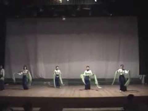 INH LẢ ƠI (dân tộc Thái) Nhóm múa SPÂN K3 -VHNT QĐ