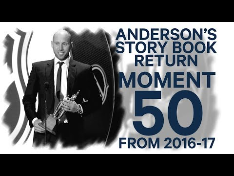 No. 50/100: Anderson's story book return