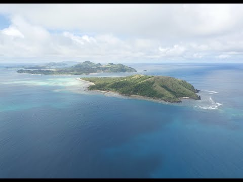 Fiji by drone and GoPro