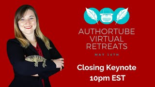 How to Know if You Should Keep Writing or Give Up | ATVR Closing Keynote | Savannah J. Goins