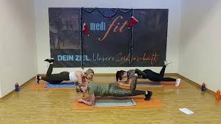 Booty Workout - 45min - medifit Wolfhagen