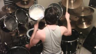 Entertaining a Stranger by Tempting Paris: Drum Cover by Christian Capraro