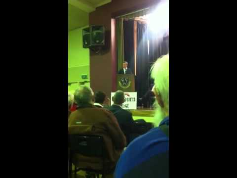 Sam Rowland Speech