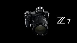 Nikon Z7 Body with FTZ Mount Adapter Kit GARANSI RESMI