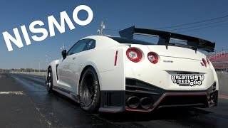 NISMO GT-R Consistent At The Drag Strip | FBO & Tuned |