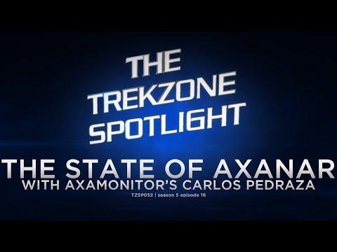 The State of Axanar on The Trekzone Spotlight