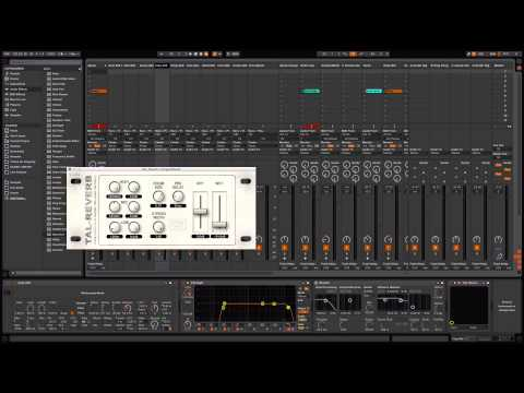 Ableton deep underground house lewis city i 39 m so 90s for Classic underground house music 90s