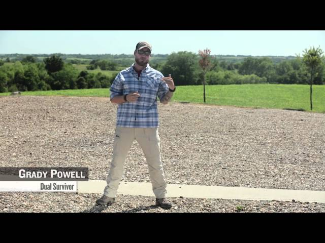Tough and versatile – Grady Powell introduces Blackhawk Pursuit Pants
