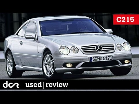 Buying a used Mercedes CL coupé - 1999-2006, Common Issues, Engine types
