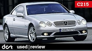 Mercedes CL Class Videos