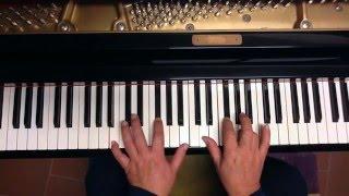 Tutorial piano y voz Qué bonito (Rosario)