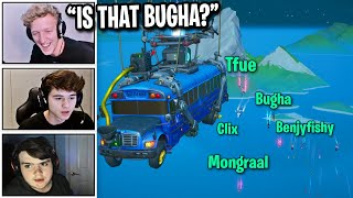 The Best Players in the World on 1 Map... (Tfue, Bugha, Mongraal, & More!)