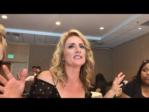 Kirsten Nelson (Chief Karen Vick) talks Psych: The Movie at SDCC '17