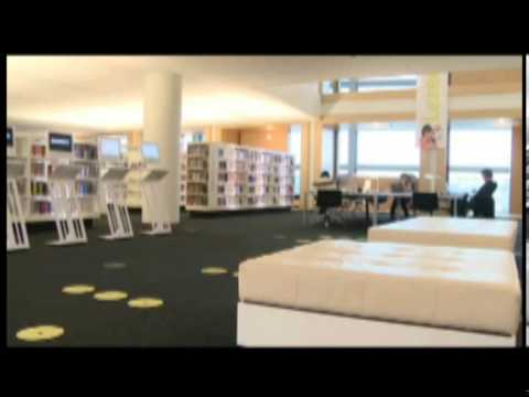 Amsterdam Public Library: A Library for the Information Age