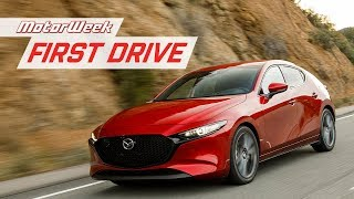 2019 Mazda3 | MotorWeek First Drive
