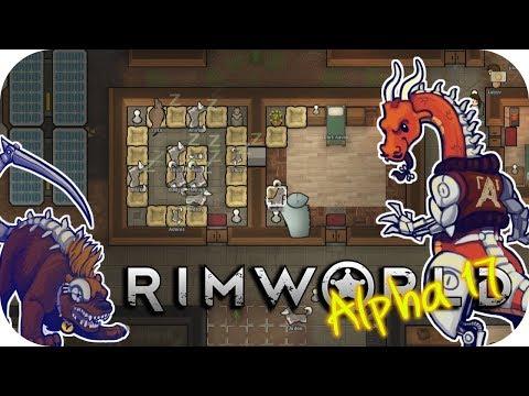 Escape Plans - Rimworld [Alpha 17] Gameplay – Let's Play Part 37
