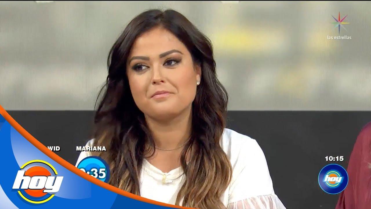 Mariana Echeverría Asegura Que Verónica Jaspeado La