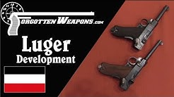 Development of the Luger Automatic Pistol