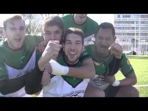 Intérieur Rugby US Mourillon vs Valréas Stade Jean Alex Fernandez Toulon TV Sports 2016