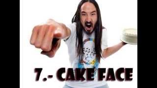 Top 7 Songs  Steve Aoki