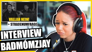 Featuregäste, Hater Kommentare, Ami Rap - Badmómzjay INTERVIEW ⚡ JAM FM