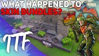 What Happened with Fortnite Skin Bundles? (Fortnite Battle Royale)