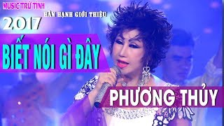 Download Biết Nói Gì Đây - Phương Thủy [ Official Video ] Mp3