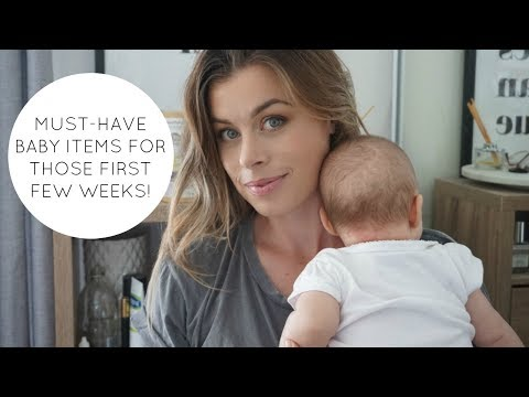 My Must-Have Baby Items!