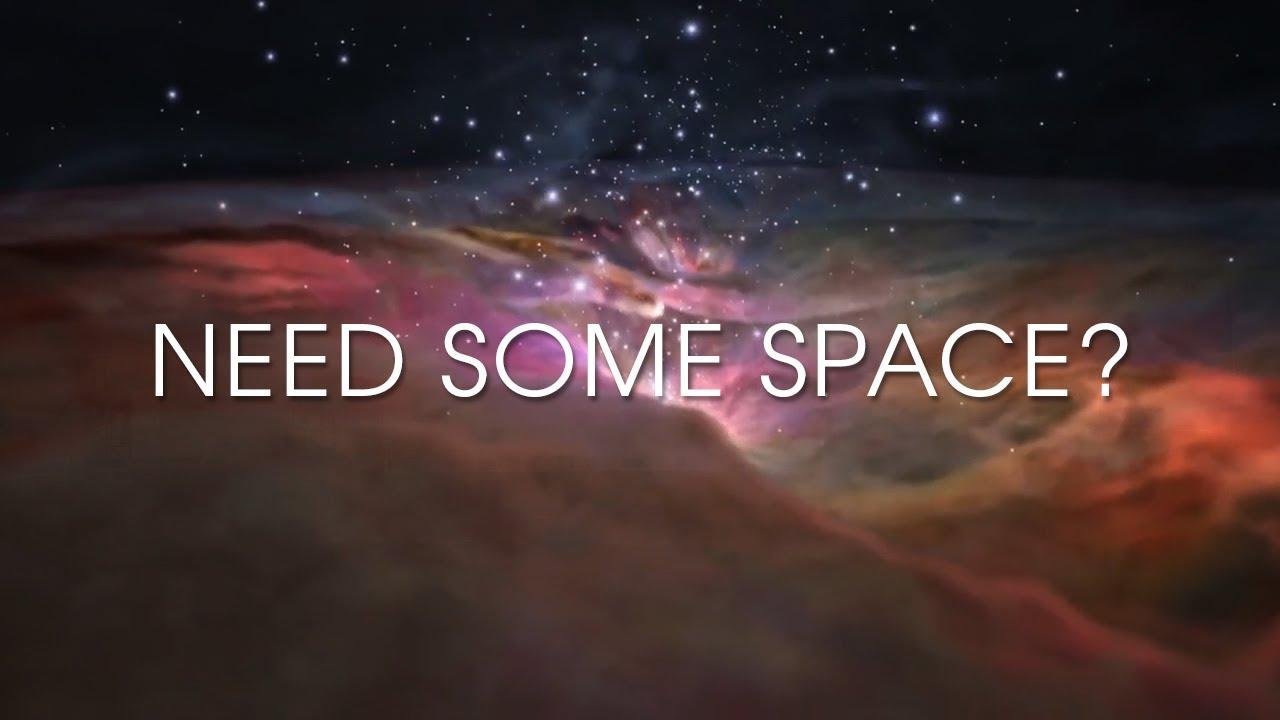 Quiero ver el espacio en vivo