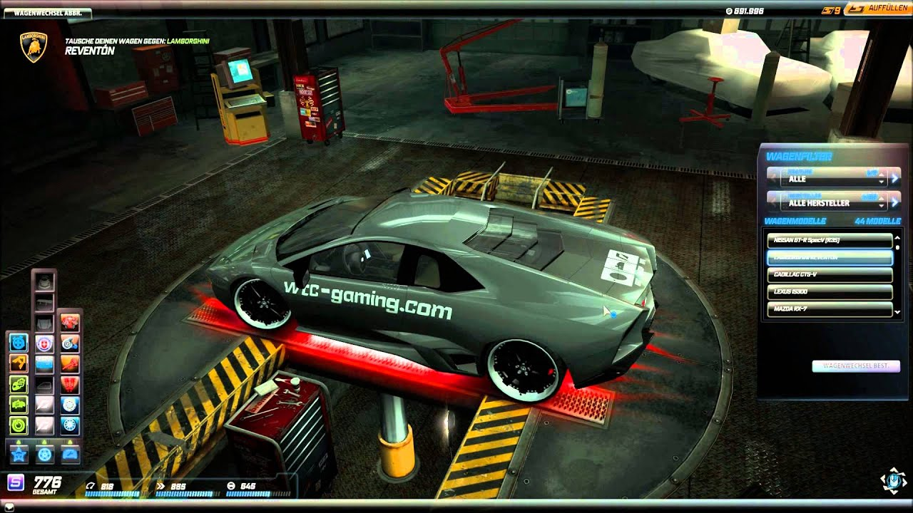 Need For Speed World F2P Gameplay 2013 [HD] [1080p]