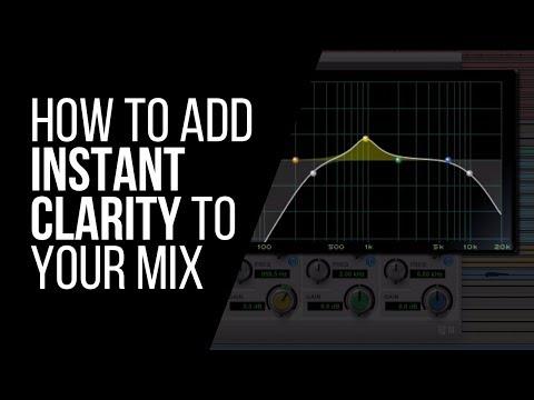 Add Instant Clarity To Your Mix - RecordingRevolution.com