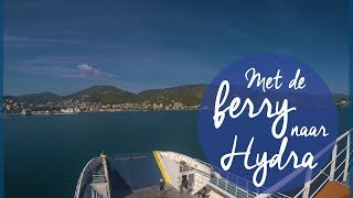 Met de ferry naar Hydra | Zomerzin Griekenland