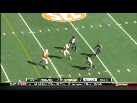 Cordarrelle Patterson vs FL, Missouri, Vanderbilt,Georgia