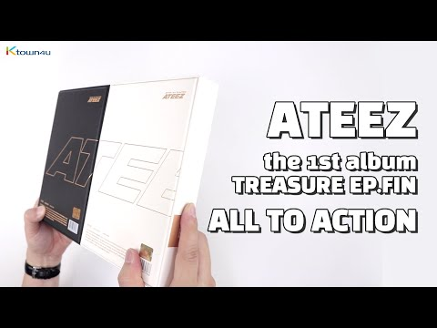 Unboxing & Giveaway ATEEZ