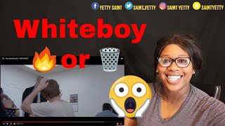 Mom reacts to Tom MacDonald - WHITEBOY | Reaction
