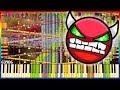 Dimrain47 Surface Impossible Piano Remix Black MIDI MusiMasta mp3