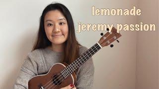 lemonade- jeremy passion | easy ukulele tutorial for beginners