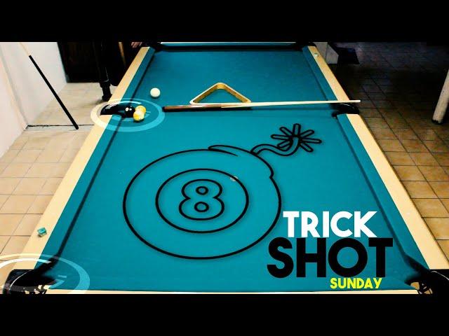 Trick Shot Sunday 🎱📼: Week 8