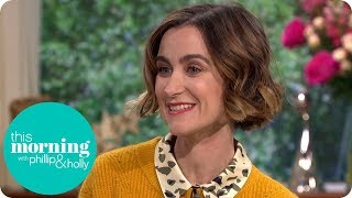 Katherine Kelly Says New Netflix Series Criminal Has a Unique Appeal  | This Morning