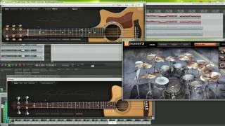 Bang Bang - Acoustic Instrumental Version (AGT2 ABA2 EZDrummer2)