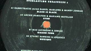 B2 Stuart Hawkins & Loquace - Musique / Vinyl Only [VEKTON BLACK 001]