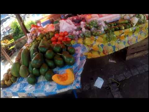 Martinique - Fort de France, Green Market